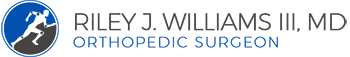 Riley J. Williams III, MD – Orthopedic Surgeon Logo
